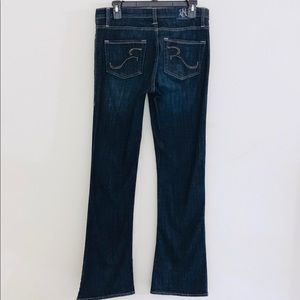 Rock & Republic Jeans - R&R • EUC Kasandra Dark Bootcut Jean 10/30/L